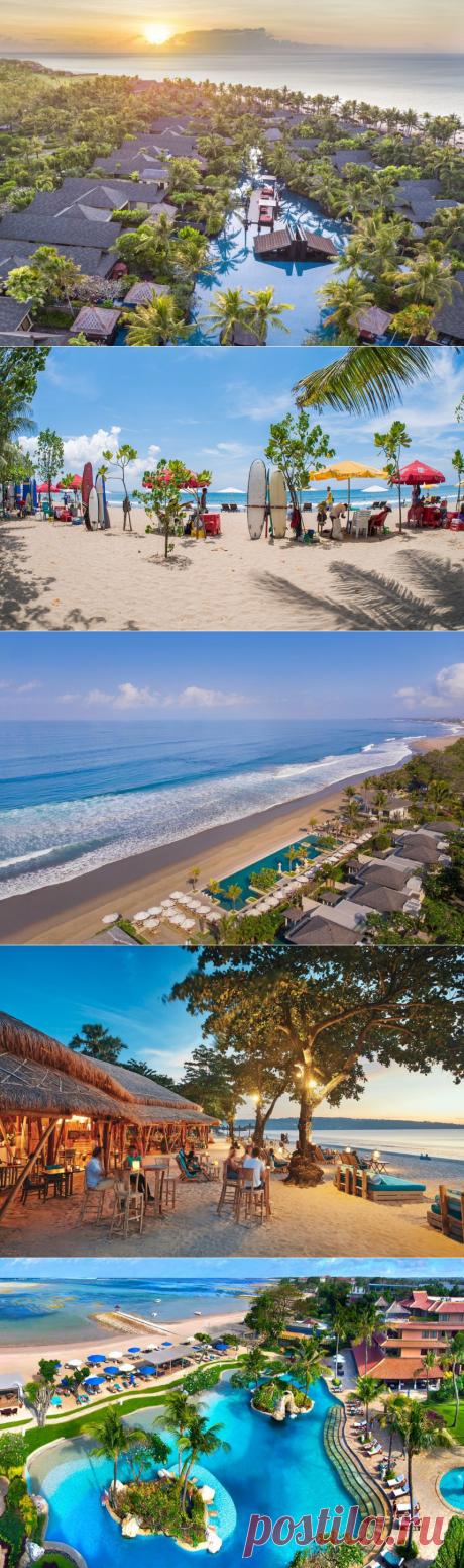 Где отдохнуть на Бали 🛫: какие курорты посетить 🌴