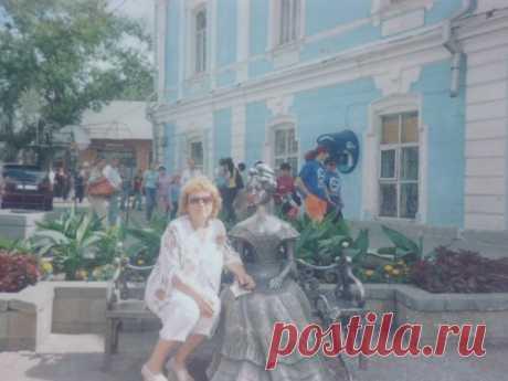 Валентина Бондаренко - Миняйлова