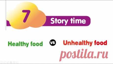 """7 Story time Smart junior 2 """"My favourite food"""" (старе відео_весна 2020) 25 міні-ігор для закріплення матеріалу та 8 презентацій до  """"Unit 7 Smart junior 2"""" (на основі яких писались дані відео) можна отримати перейшовши за посилан..."""