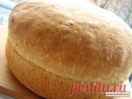 Рецепт: Яночкин хлеб