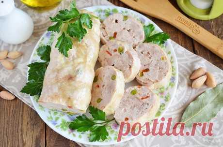 Como preparar el embutido de casa: 5 recetas excelentes - el Artículo en Повар.ру