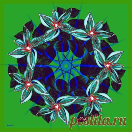 Mandala Graceful  Free Stock Photo HD - Public Domain Pictures