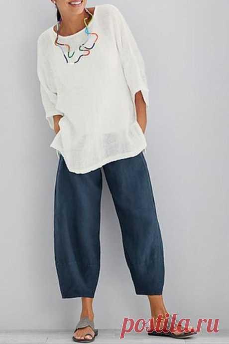 Подборка выкроек летних брючек Модная одежда и дизайн интерьера своими руками