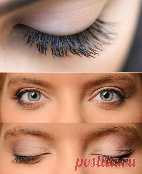 Use of castor oil for eyelashes