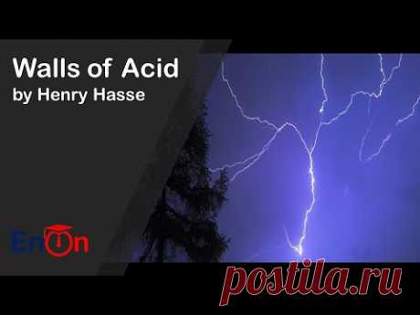 Walls of Acid by Henry Hasse