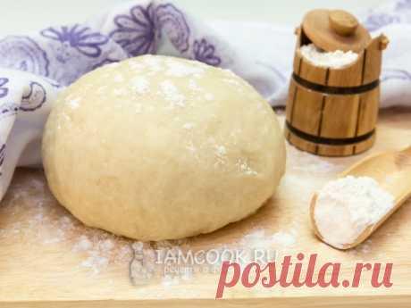Постное тесто — рецепт с фото Бездрожжевое постное тесто для пирогов и пирожков выручит вас не только в пост, но и в любой другой разгрузочный день. Рекомендую!
