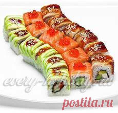 Удивляем гостей янонской кухней. Крутим суши и роллы самостоятельно - Почта Mail.Ru