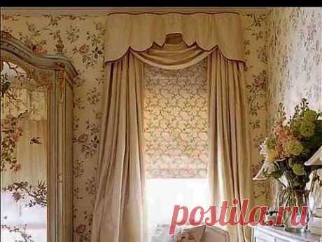 Las cortinas clásicas - YouTube