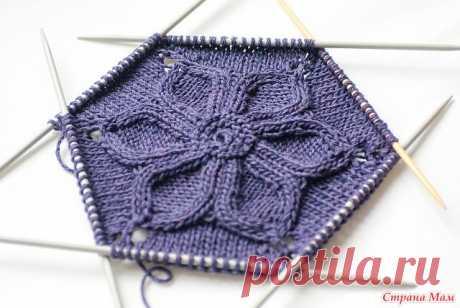 помогите найти схемку! ДОБРОГО ВРЕМЕНИ СУТОК!!! Девочки, нужна схемка вязания спицами от макушки для шапки!