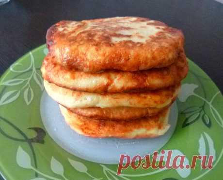 Пышные картофельные лепешки к супу. Всегда готовлю двойную порцию | Бабушка в теме | Яндекс Дзен