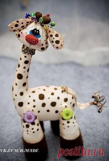 Жирафёнок