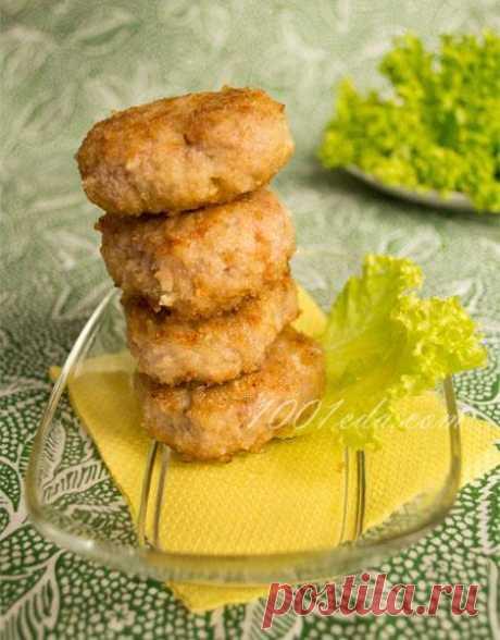 Рецепт сочных котлет с пекинской капустой и сливками - Мясные котлеты . 1001 ЕДА вкусные рецепты с фото!