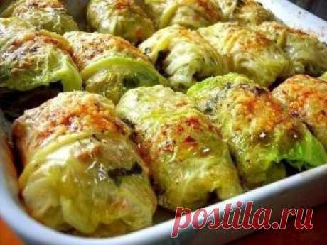 10 most tasty recipes of stuffed cabbage - surely keep