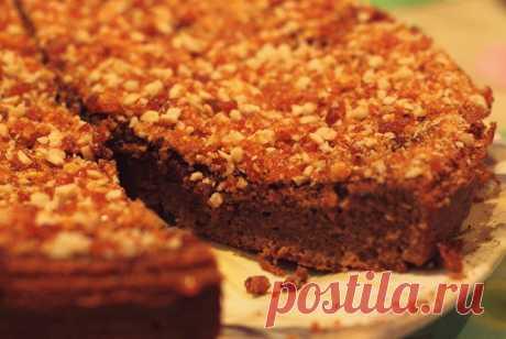 Шоколадный торт «Янтарь» рецепт – европейская кухня: выпечка и десерты. «Еда»