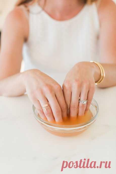 10 подсказок, которые помогут восстановить ногти после шеллака