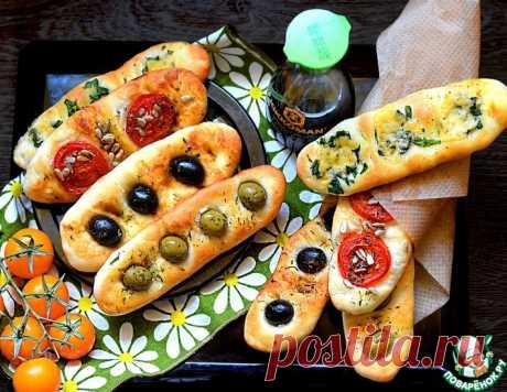 Лепёшки на пикник – кулинарный рецепт