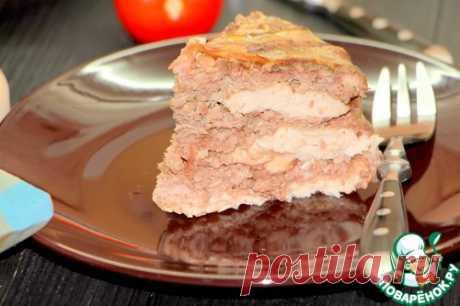 Фейетон запеченный - кулинарный рецепт