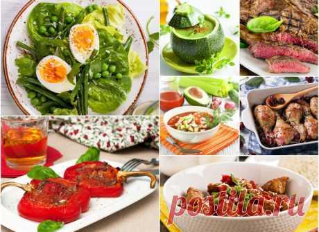 7 ужинов: меню на следующую неделю - tochka.net