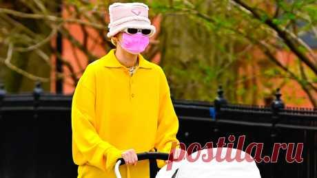 Этой весной спасайтесь от ветра модной панамой, как у Джиджи Хадид Не слишком легкой, но и не слишком теплой