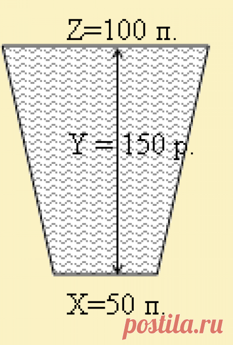 Формула равномерного прибавления петель при вязании рукава ...  прибавления:M=Y / N=150р. / 25=6 р. Итак, чтобы получить через 150 рядов 100 петель из 50 петель, нужно в каждом6-ом рядуприбавить25 разпо1 петлес каждой стороны . Конечные формулы для расчета равномерных прибавлений при вязании рукава:где N- количество прибавлений, M- в каком ряду делать прибавления, X- нижняя часть рукава ( в петлях), Y- длина рукава ( в рядах), Z- верхняя часть рукава ...