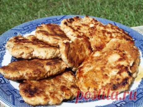 Мясной драник -диета Дюкан : Низкокалорийные рецепты