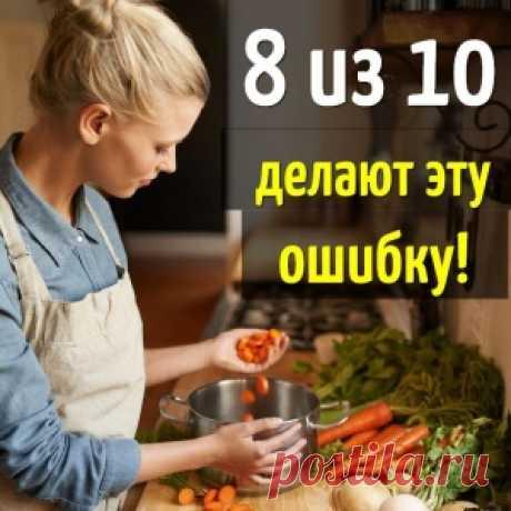 Сочетание этих продуктов вызывает проблемы с желудком и ожирение