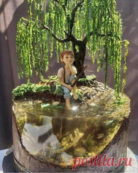 Суперкреативный торт