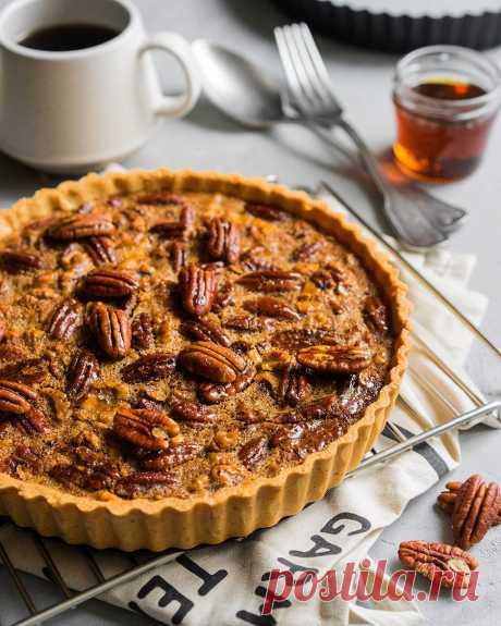 Ореховый тарт на любое время года | Andy Chef (Энди Шеф) — блог о еде и путешествиях, пошаговые рецепты, интернет-магазин для кондитеров |