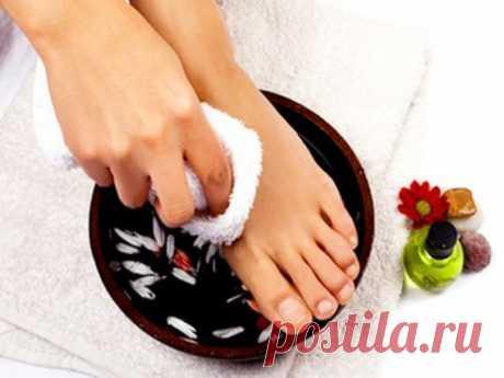 Средство от запаха ног / Все для женщины