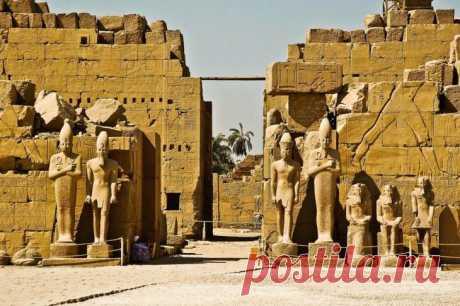 Не пирамидами едиными: 10 достопримечательностей, которые обязательно нужно посмотреть в Египте