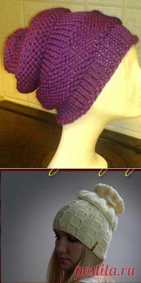Открыт раздел Идеи шапок со всего мира.