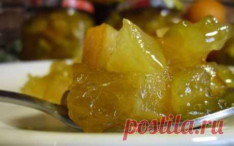 Варенье из огурцов с лимоном и апельсином на зиму. Рецепт Варенье из огурцов с лимоном и апельсином на зиму. Рецепт. Для варенья огурцы нужно будет почистить, а кроме этого, убрать из них и семена.
