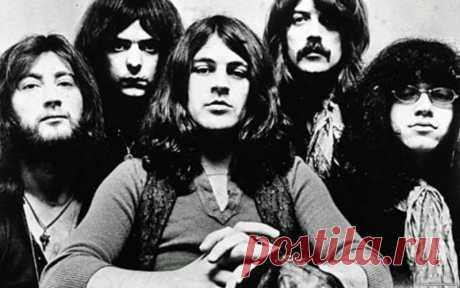 Фотоальбом Deep Purple