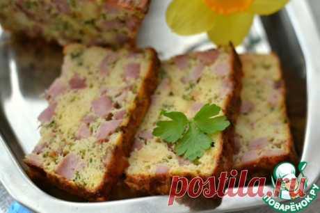 Пасхальный мясной хлеб - кулинарный рецепт