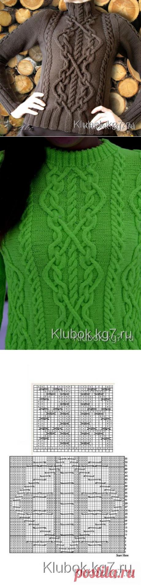Кельтский узор. Автор: Екатерина Александрова | Клубок