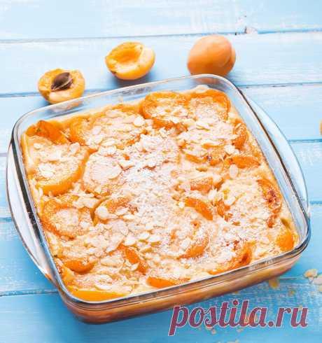 Абрикосовый клафути: идеальный летний десерт! — Вкусные рецепты