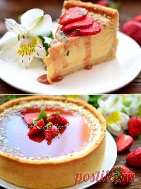 "With love, taste and beauty... : Чизкейк ""Даниэль"""