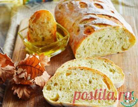 Сельский картофельный хлеб – кулинарный рецепт