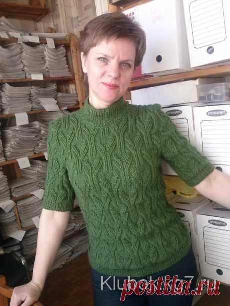 La blusa con la cinta chiné. El maestro Irina B | el Pelotón