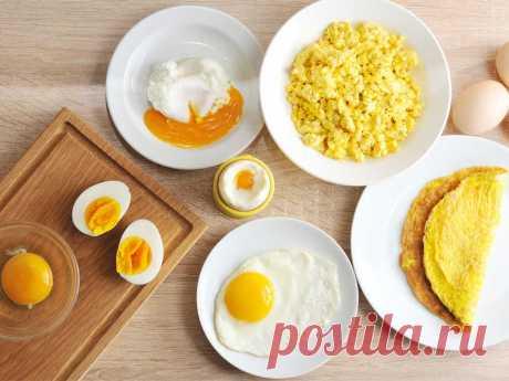 Пять причин любить яйца В яйцах есть почти все питательные вещества, которые нужны человеку для хорошего самочувствия. Вариантов и видов приготовления яиц почти бесконечное множество.