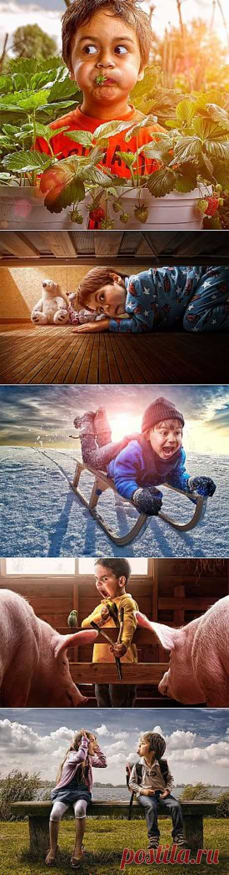 Волшебное детство: взгляни на мир глазами ребенка (фото) | 4mama.com.ua