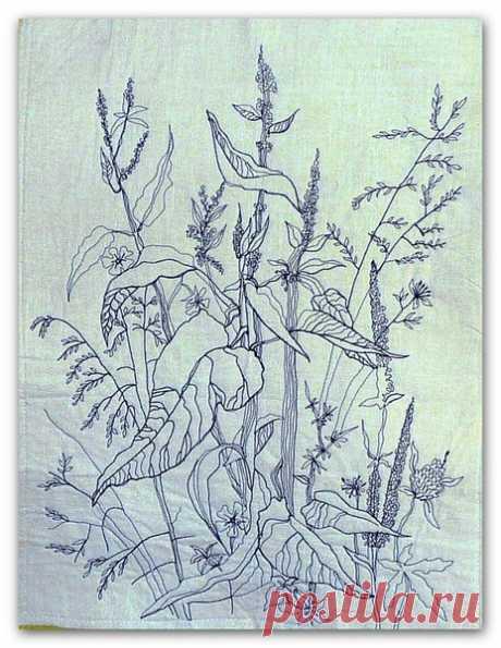 рисунок тушью по ткани - Поиск в Google