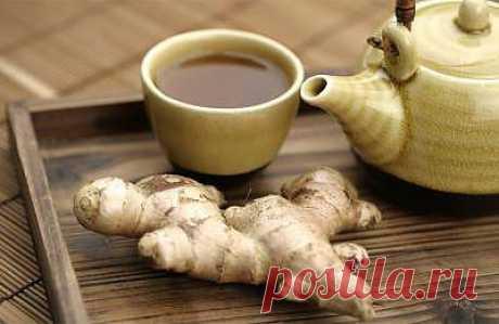 Имбирный чай для похудения: полезные рецепты | Похудеть легко