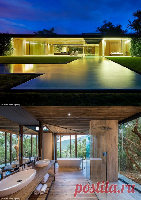 The most magnificent and unusual houses in the world | Luxury and a cosiness