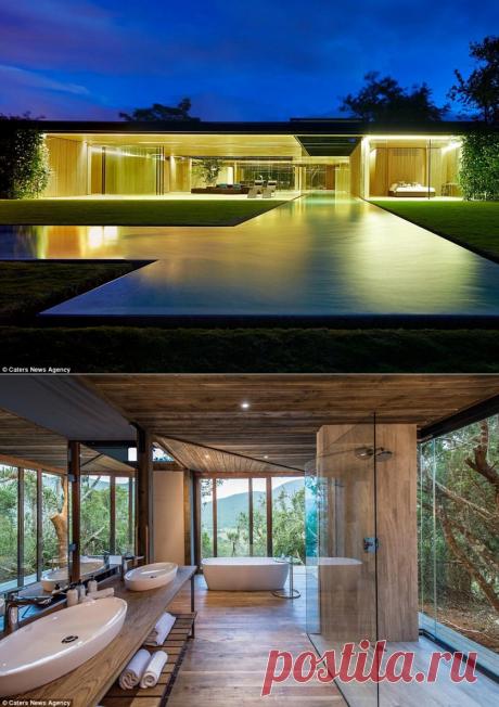 Самые роскошные и необычные дома в мире | Роскошь и уют