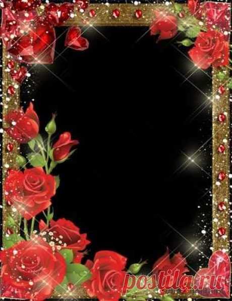 Шаблон открытки для фото рубиновая свадьба, открытка сегодня