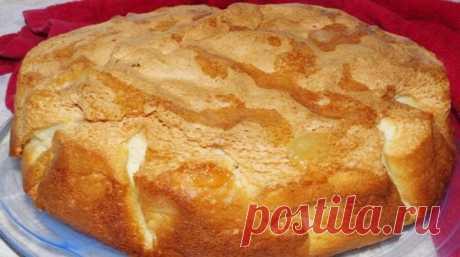 Пирог за 5 минут + время на выпекания