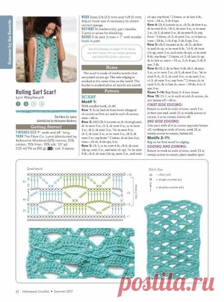 Posts search: crochet scarf