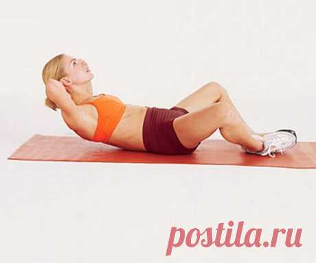 Exercises for an abdominal tension
