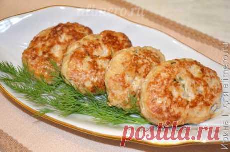 Котлеты из свинины и курицы без яиц и хлеба